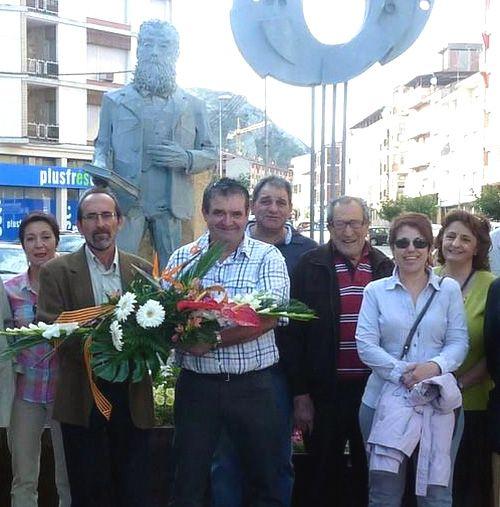 Florencio Nadal fallece en Tamarite de Litera