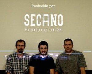 Carlos Marco, Raúl Capdevila y Germán Puértolas son Secano Producciones