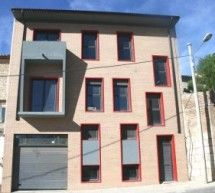 El nuevo edificio del Ayuntamiento de Azanuy contará con 15.000 euros para continuar las obras