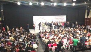 Imagen de la asamblea celebrada en Madrid