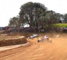 Espectacular ambiente en el Autocross de Esplús