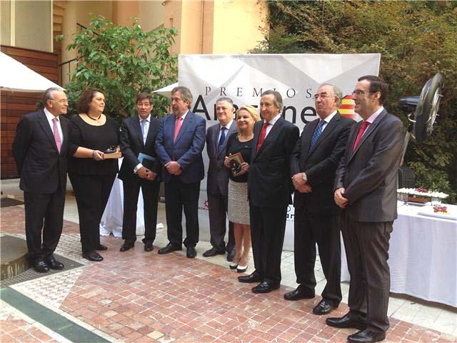 Fribin, premio Aragonex 2013