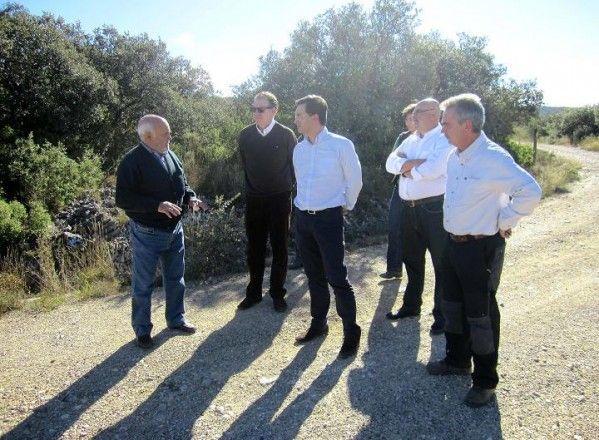 Más de 100.000 euros para actuaciones en materia de gestión forestal en la Comarca de la Litera