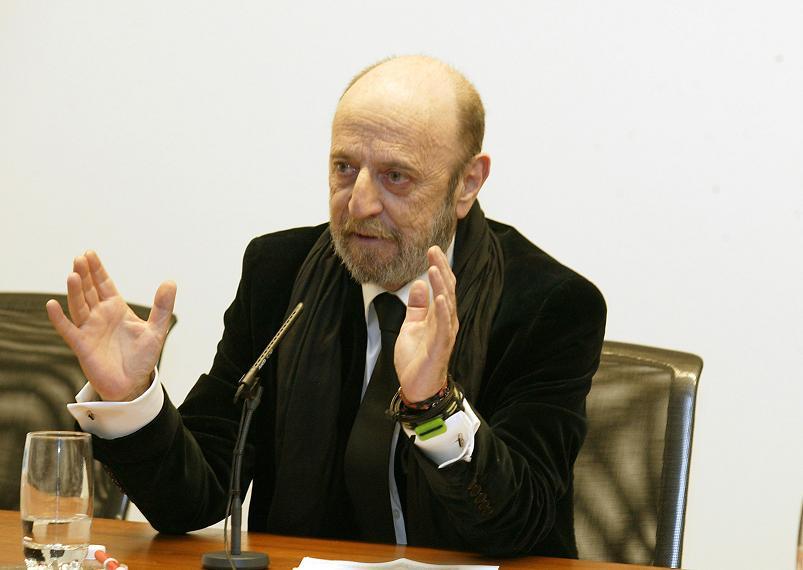 Andrés Aberasturi, gran protagonista en el II Foro Somos Litera