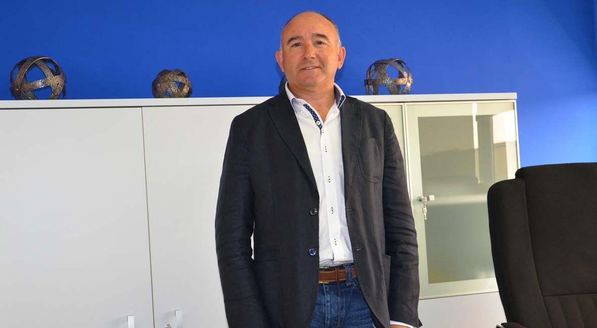 Jesús Burrell Casas, un empresario de aquí y de allí