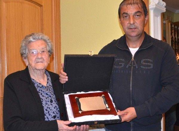 Rosa Marco Pueyo, 100 años desde Esplús