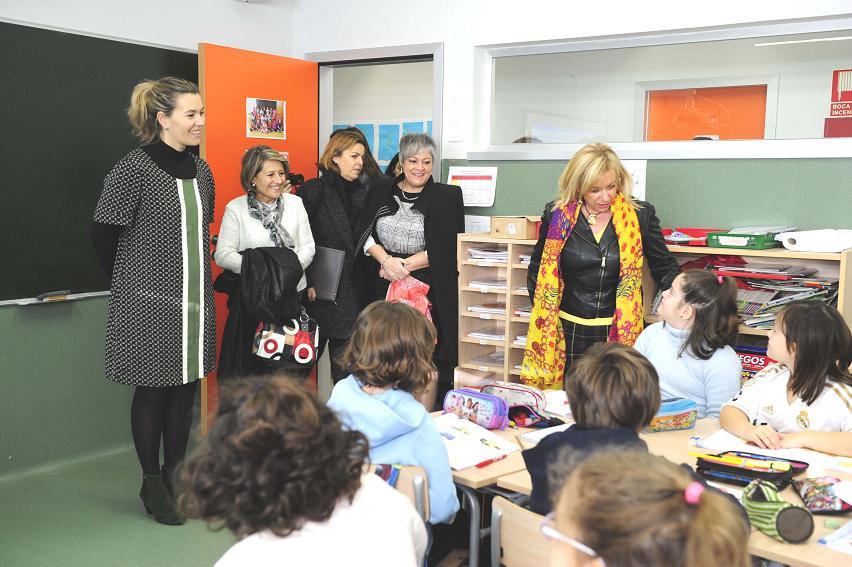 El GA invertirá 23 millones de euros en infraestructuras educativas en 2014