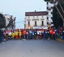Gran fiesta deportiva y solidaria en Binéfar