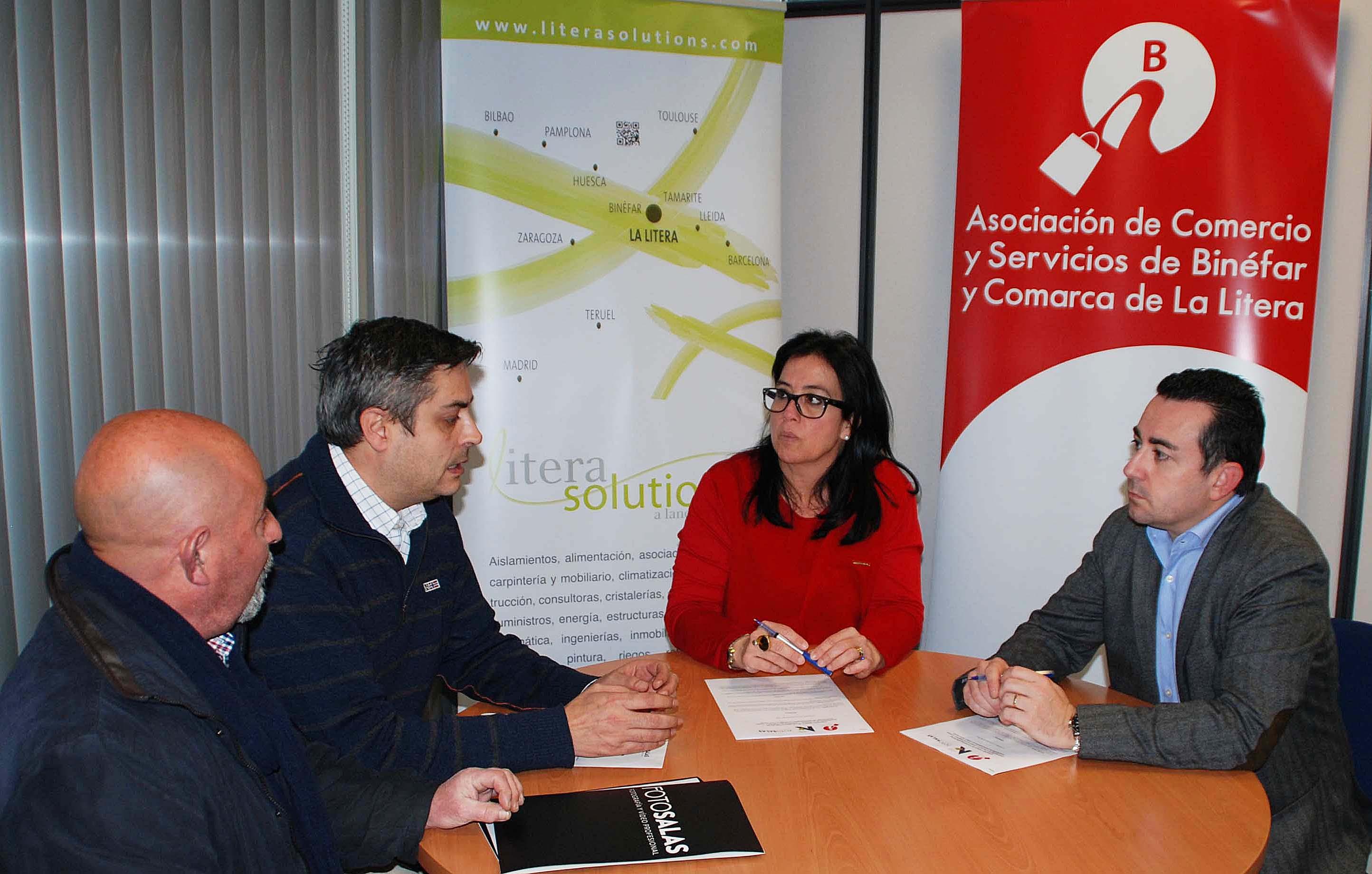 Cruz Roja de Binéfar promueve una iniciativa en memoria de José Javier Arias