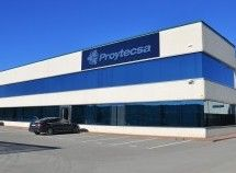 Proytecsa dona diez mil euros al Banco de Alimentos