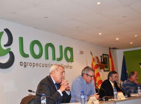 """Alfredo Cajal: """"Debemos sentirnos orgullosos de la Alfalfa de Aragón"""""""