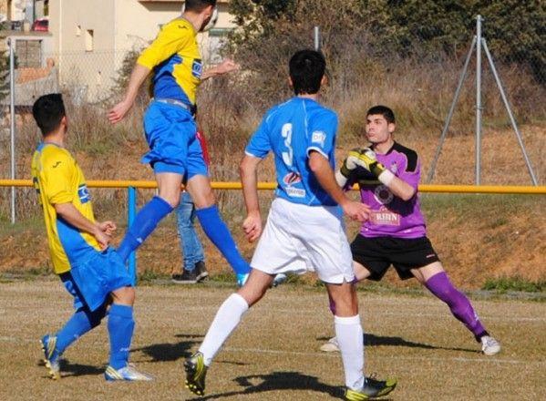 El C.D.Binéfar impugna el partido ante la U.D.Benabarre