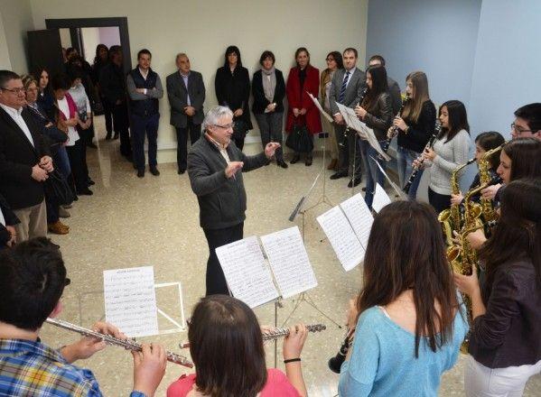 Inaugurada la nueva Escuela Municipal de Música