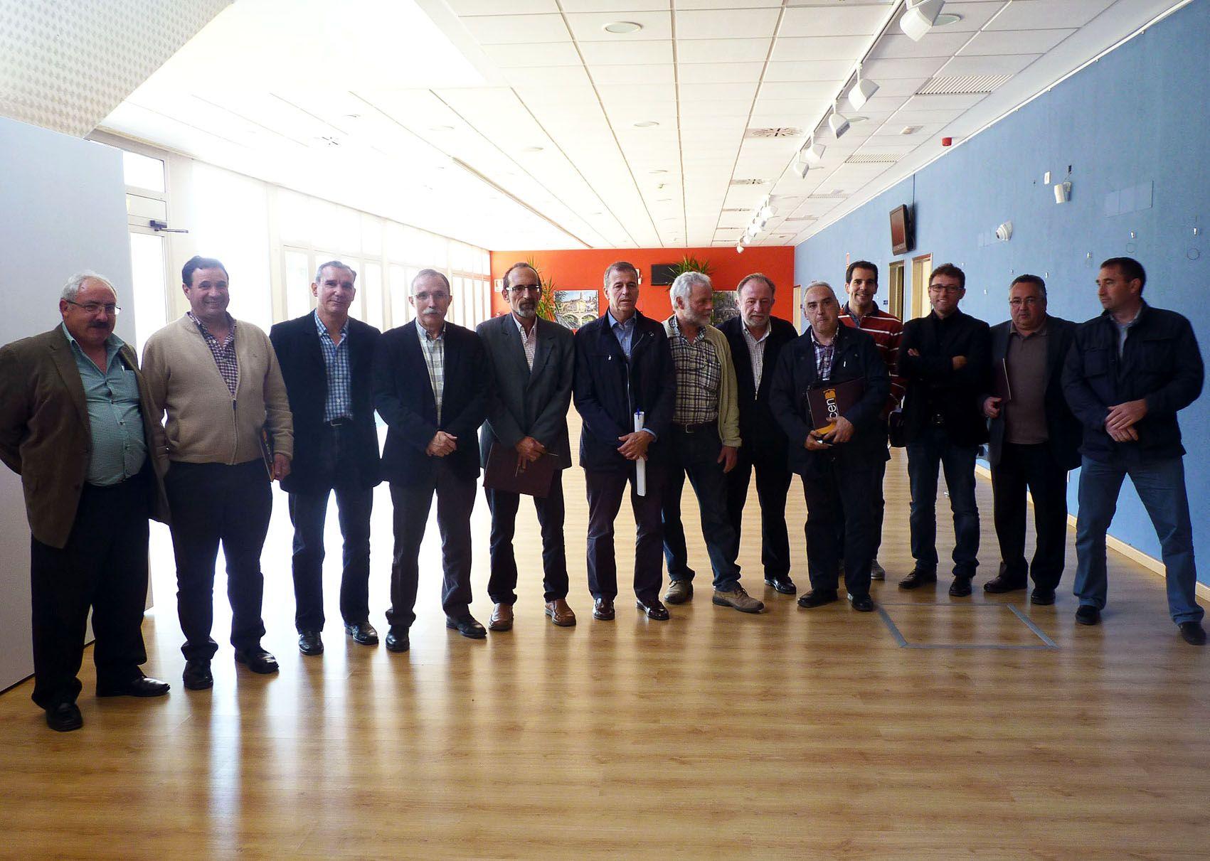 La DPH colaborará en el proyecto del nuevo aparcamiento del Hospital de Barbastro