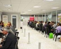 Empresarios y autónomos de Torrefarrera y La Litera abren la puerta la futuras relaciones comerciales