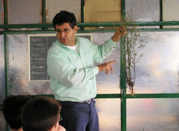 Binéfar dedica un espacio natural en memoria del biólogo Javier Arias