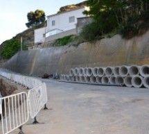 Tamarite de Litera afronta la recta final de las obras en la Carretera Binéfar