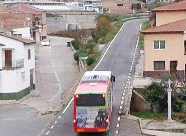 La linea de autobús de La Litera Alta a Lleida ya está en servicio