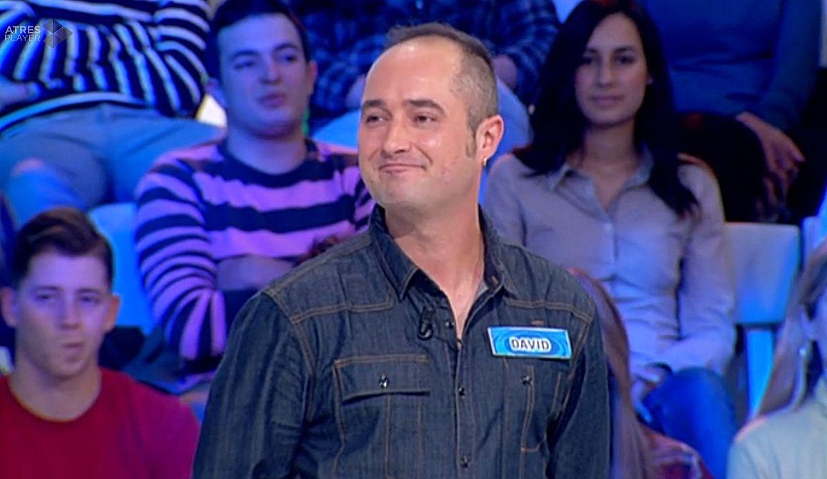 David Muro, concursante y vencedor en