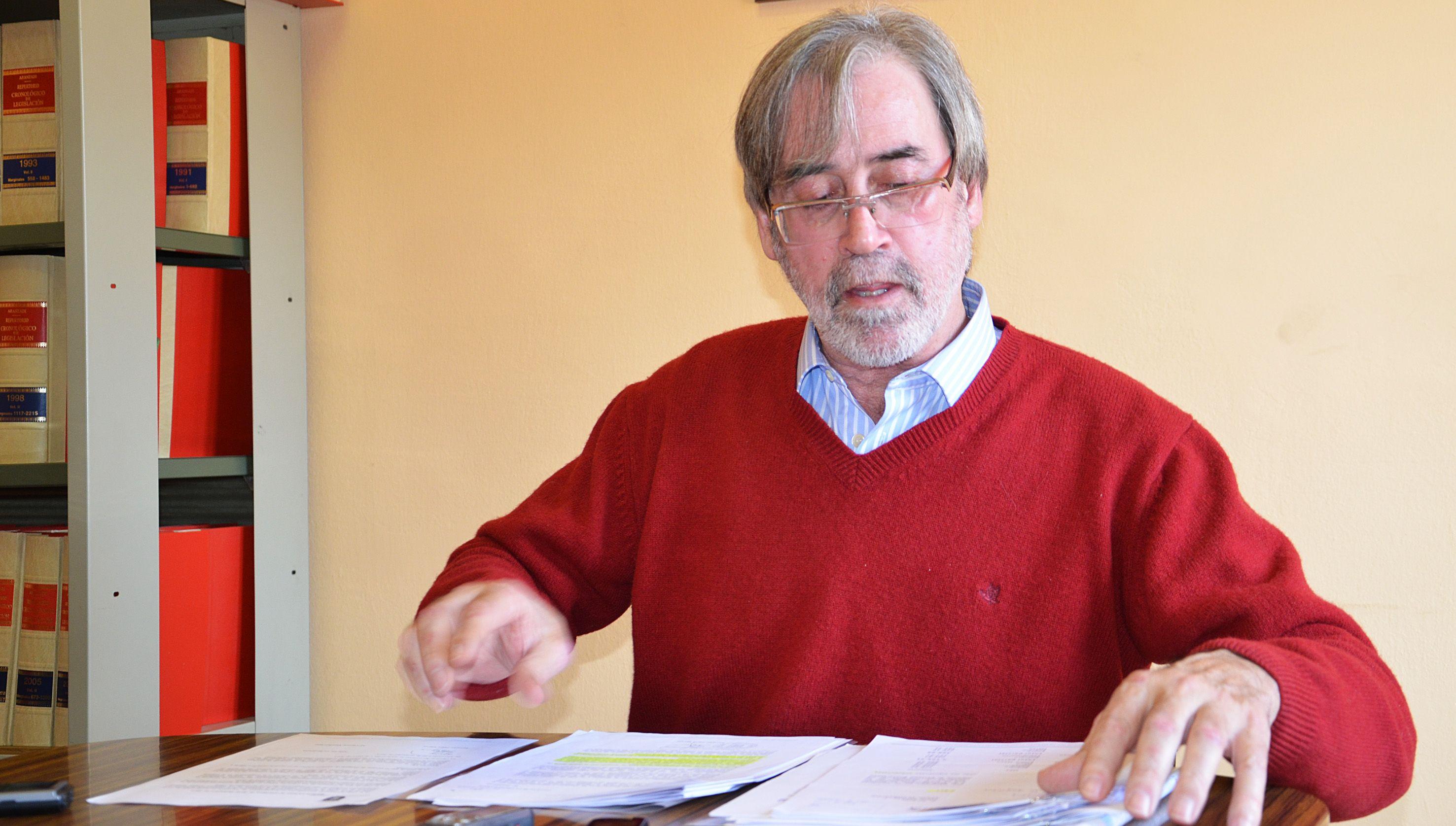 El alcalde de Altorricón asegura que la actual gestión del servicio de residuos comarcal es un desastre