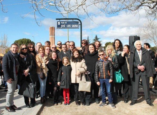 Madrid agradece con una plaza el trabajo de José Luis Saura, el cura de los sin techo