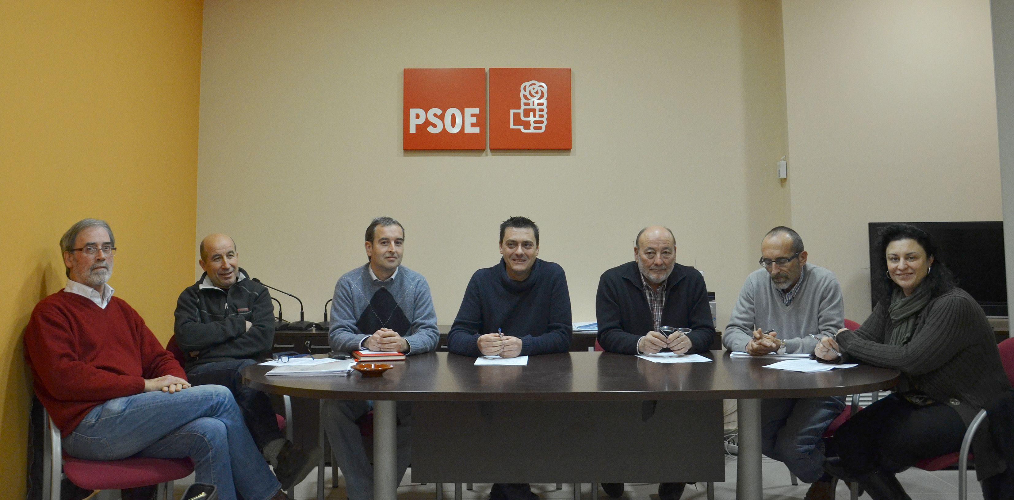 Los ayuntamientos socialistas denuncian el impago de 200.000 euros a las escuelas infantiles por parte del gobierno comarcal