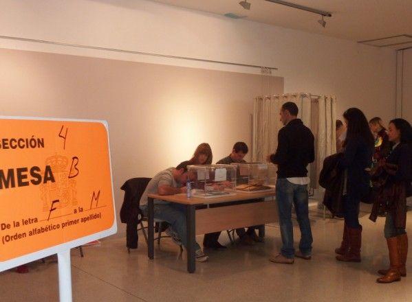 El censo electoral de Binéfar podrá consultarse hasta el 13 de abril