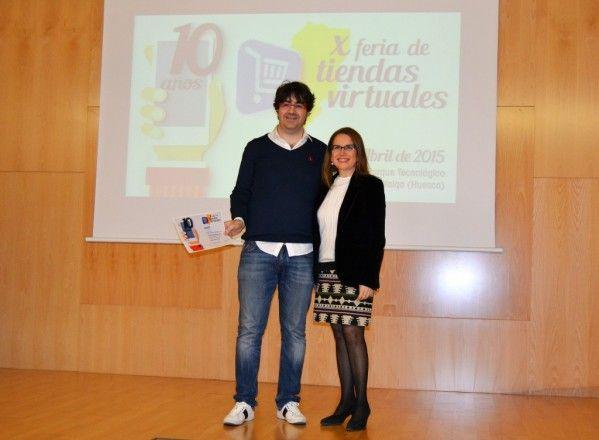 La tienda virtual de Ferretería García, premio en la X  Feria de Tiendas Virtuales de Walqa