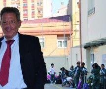 """Xavier Fernández, un profesor en la gestión del colegio """"Virgen del Romeral"""""""