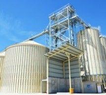 Agropienso inaugura su nuevo secadero de cereales