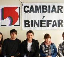 """Cambiar Binéfar señala que """"se bloquean las negociaciones"""" con el PSOE"""