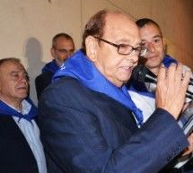 Comienzan las Fiestas Mayores de Binéfar con un magnífico pregón a cargo de Ernesto Romeu