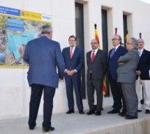 Mariano Rajoy inaugura el embalse de San Salvador