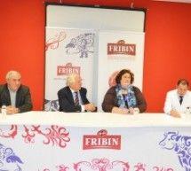 Espinosa de los Monteros visitó Fribin