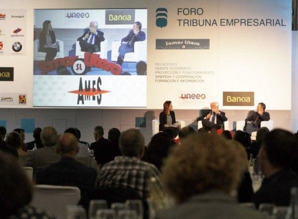 Espinosa de los Monteros muestra las virtudes de Marca España y las posibilidades de internalización de nuestras empresas