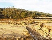 El temporal de agua y viento hace mella en la Comarca