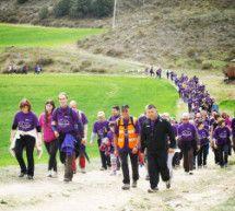 La IV edición de Pedalea, Patina, Corre o Anda contra el cáncer se celebrará el 6 de marzo en Tamarite