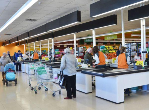 Mercadona abre sus puertas en Binéfar