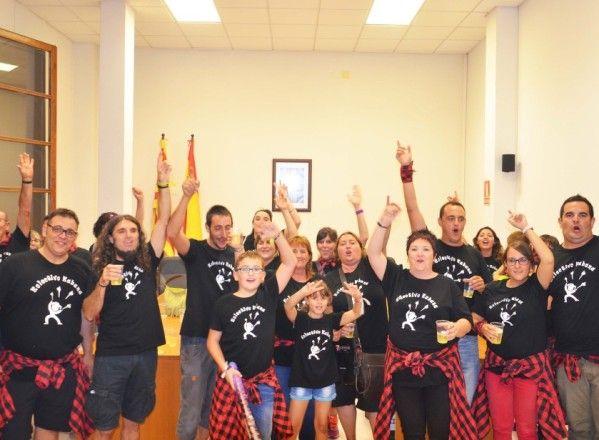 El Colectivo Kabana protagoniza el inicio de las Fiestas Mayores de Tamarite