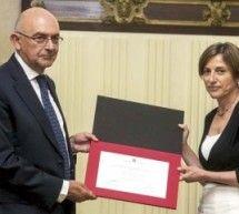 Miguel Ángel Gimeno toma posesión como nuevo director de la oficina Antifraude de Cataluña