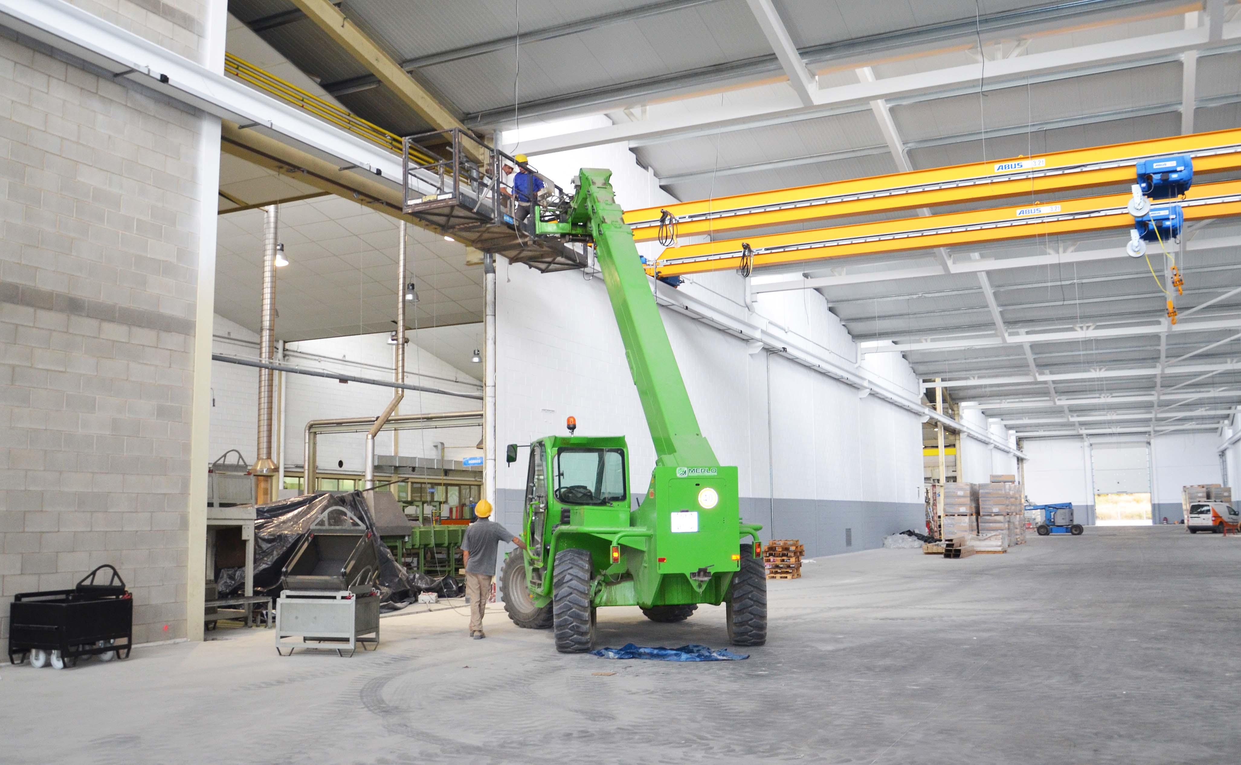 Agropienso invierte 1,5 millones de euros en nuevos silos y elevadores