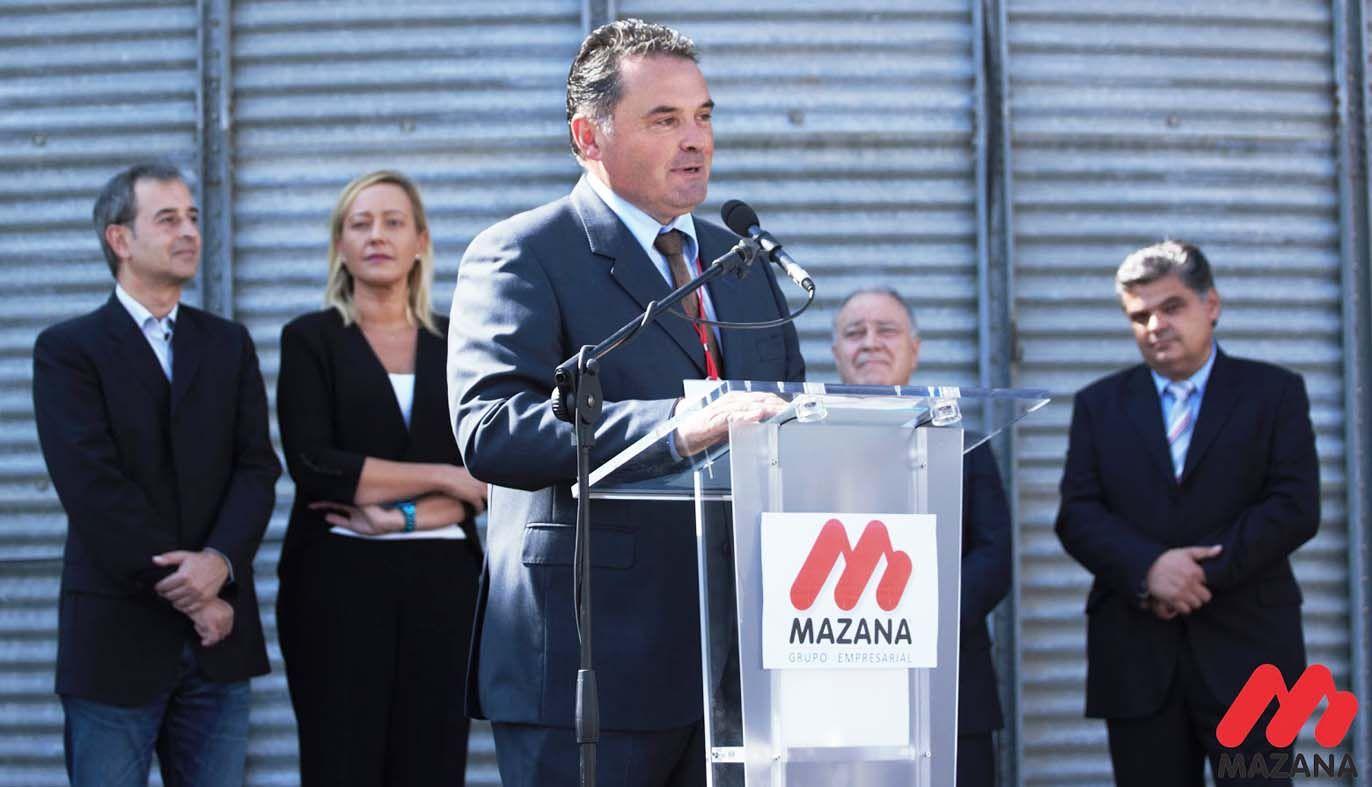 Grupo Mazana abre sus puertas en Binéfar