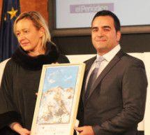La empresa AFICHE obtiene el Premio Cepyme-Aragón 2016
