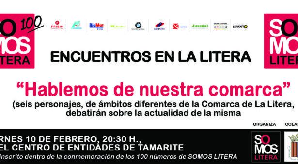 """""""Encuentros en La Litera"""", estreno el próximo viernes en Tamarite"""