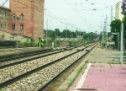 ADIF renueva los sistemas de seguridad de la estación de Binéfar