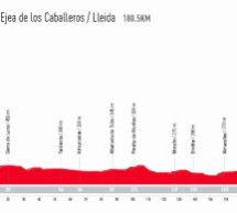 La Vuelta Ciclista a España 2018 pasara por Binéfar