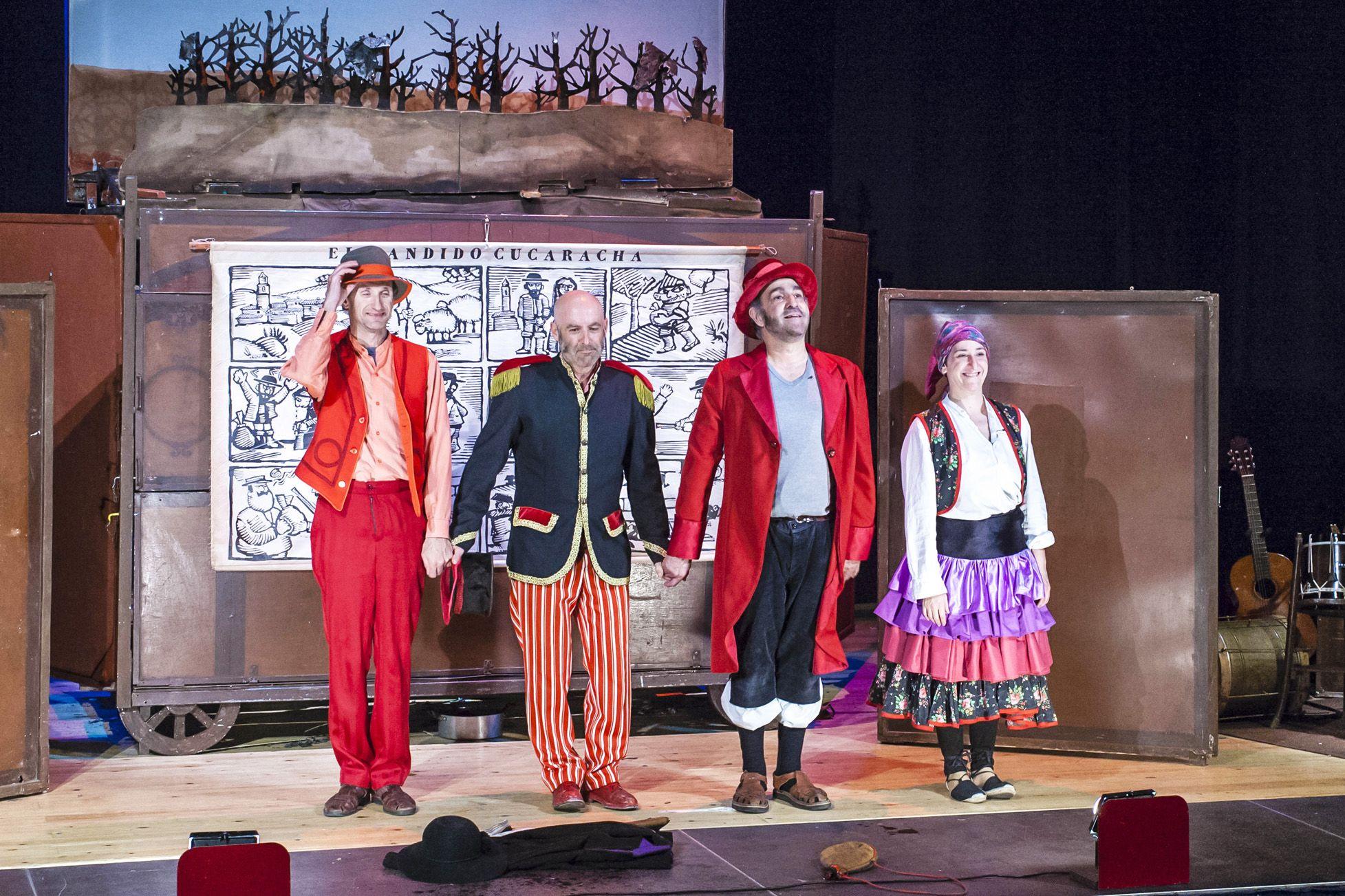Los Titiriteros de Binéfar cumplen 40 años en los escenarios
