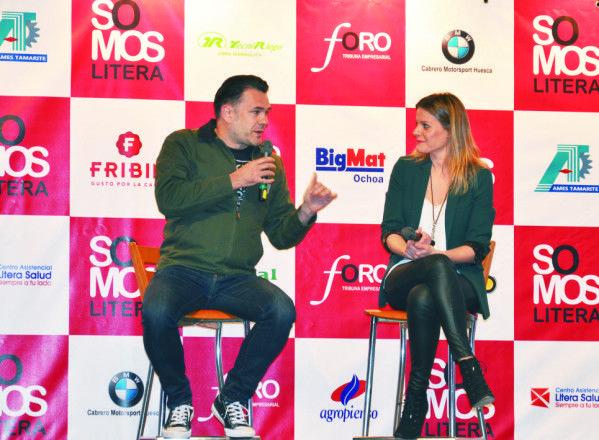 Andrea Ropero e Iñaki López, periodismo renovado y directo