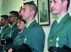 La Guardia Civil de Camporrells recibe la Cruz al Mérito Civil