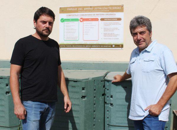 Binéfar recibe una subvención para construir una planta de compostaje